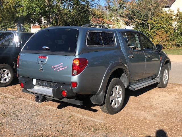 CLDA automobiles MITSUBISHI  2,5L DID DOUBLE CABINE INTENSE 5 places