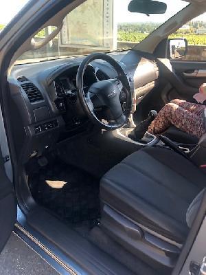 clda auto ISUZU  2,5L BiTDI SOLAR BV6 Double cabine