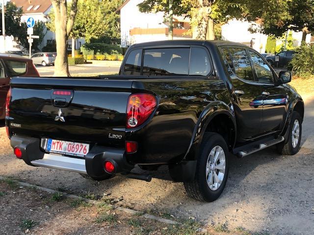 CLDA automobiles MITSUBISHI  2,5L DID INTENSE Double Cabine 178 ch