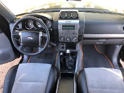 clda auto FORD  2,5L TDCI Xtra Cab WILTRAK