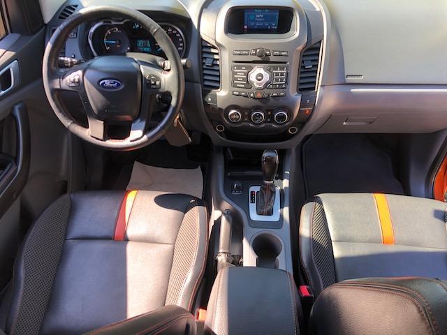 CLDA automobiles FORD  3,2L TDCI WILDTRAK double cabine 200 ch