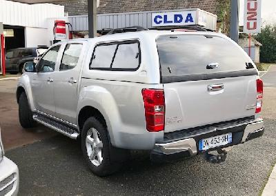 clda auto ISUZU  2,5L BiTDI Double Cabine QUASAR BVA