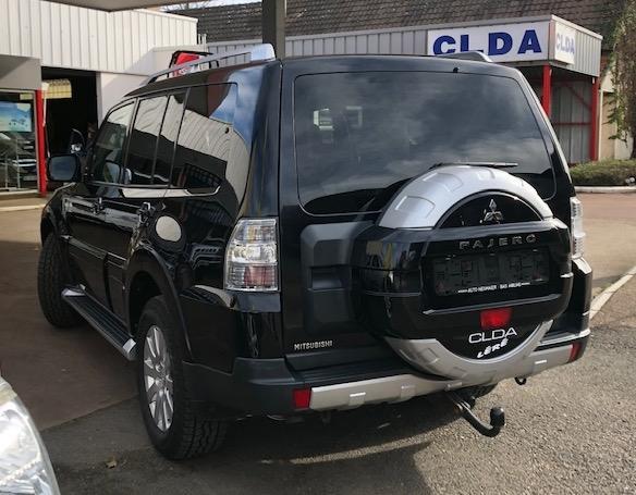 CLDA automobiles MITSUBISHI  3,2 DID 5 Portes 7 Places INSTYLE BVA 3,2 DID 5 P
