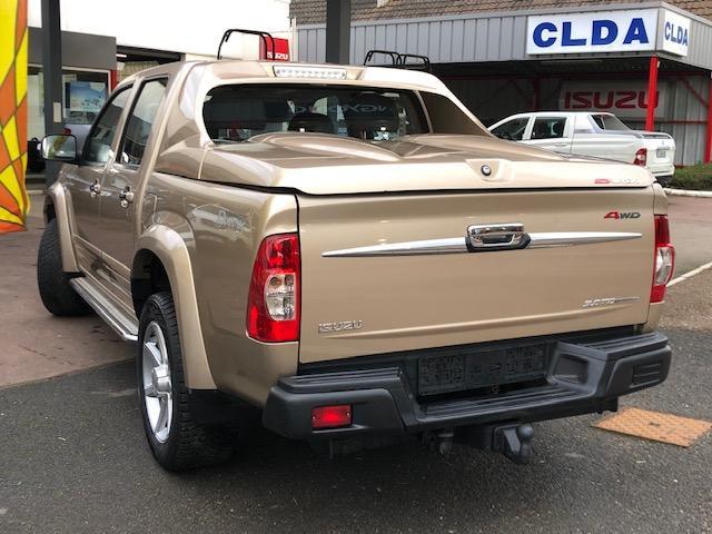 CLDA automobiles ISUZU  3,0L TDI Double Cabine LS Sport 163 ch BVA