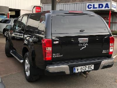 clda auto ISUZU  2,5L BiTDI  QUASAR BVA Double Cabine