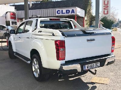 clda auto ISUZU  2,5L BiTDI Double Cabine SOLAR SPECIAL BVA