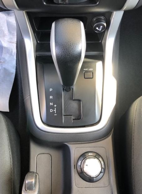 CLDA automobiles ISUZU  2,5L BiTDI Double Cabine SOLAR SPECIAL BVA