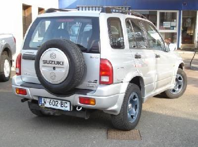 clda auto Suzuki  2,0L HDI 110 5 portes CONFORT