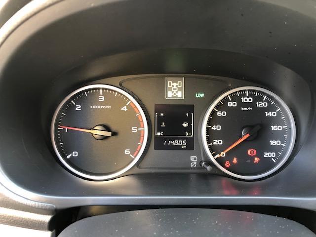 CLDA automobiles MITSUBISHI  2.4 L DID Double CAB 181 CH Instyle