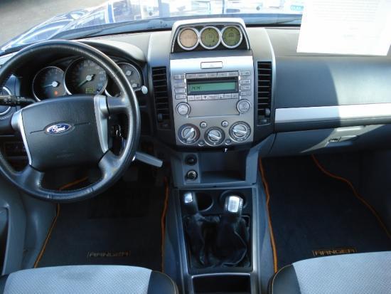 CLDA automobiles Ford  3,0L TDCI WILDTRAK Double Cabine 157ch