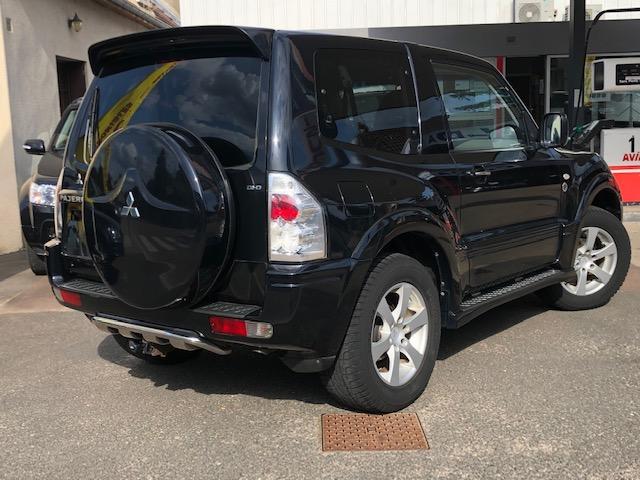 CLDA automobiles MITSUBISHI   3,2 DID BVA DAKAR 3 portes