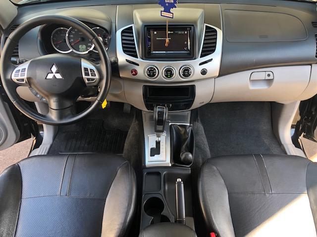 CLDA automobiles MITSUBISHI  2,5L DID DOUBLE CABINE INSTYLE BVA