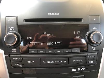 clda auto ISUZU  2,5 L BiTDI CREW SOLAR