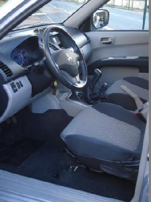 clda auto Mitsubishi  2,5 DID INTENSE double Cabine 178 ch