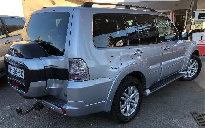 clda auto MITSUBISHI  3,2 DID BVA IV 200 ch INSTYLE BVA 5p, 7pl