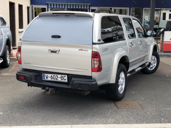 CLDA automobiles Isuzu  2,5L TDI CREW LS
