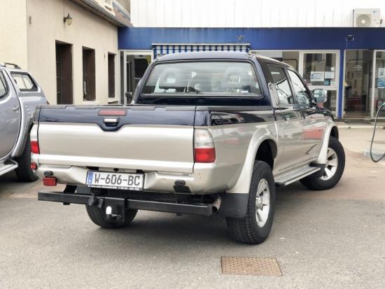 CLDA automobiles Mitsubishi  2,5L TDI  Double Cabine BVA