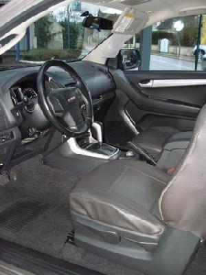 clda auto Isuzu  2,5L BiTDI, SOLAR + SPACE Cab BVA5