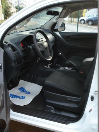 CLDA automobiles Isuzu  2,5L BiTDI, SINGLE Cabine Satellite