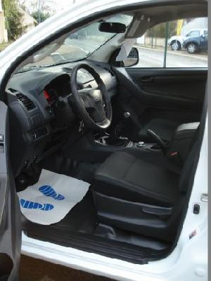 clda auto Isuzu  2,5L BiTDI, SINGLE Cabine Satellite