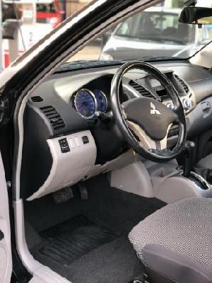 clda auto Mitsubishi  2,5L DID Double Cabine Intense BVA