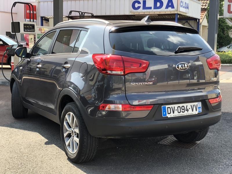 CLDA automobiles KIA   1,7 CRDI 115 ISG ORIGINS 4x2