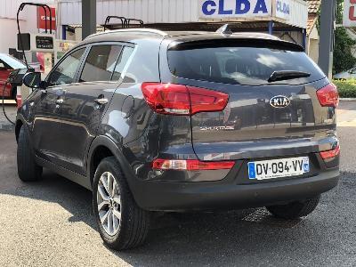clda auto KIA   1,7 CRDI 115 ISG ORIGINS 4x2