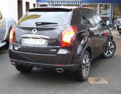 clda auto Ssangyong  2,0L EXDI PACK SPORT 150