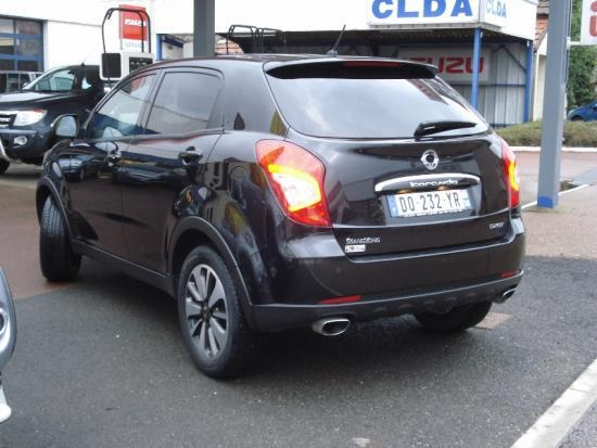 CLDA automobiles Ssangyong  2,0L EXDI PACK SPORT 150