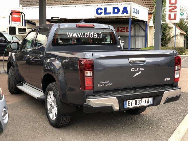 CLDA automobiles ISUZU  Crew SOLAR   BV6 DDI 164 ch
