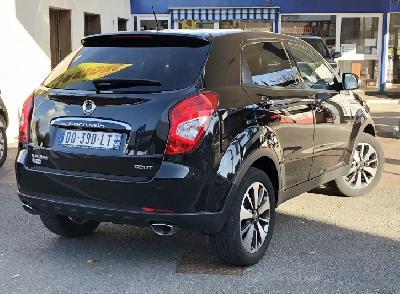 clda auto Ssangyong  2,0L e XDI 149 ch PACK SPORT