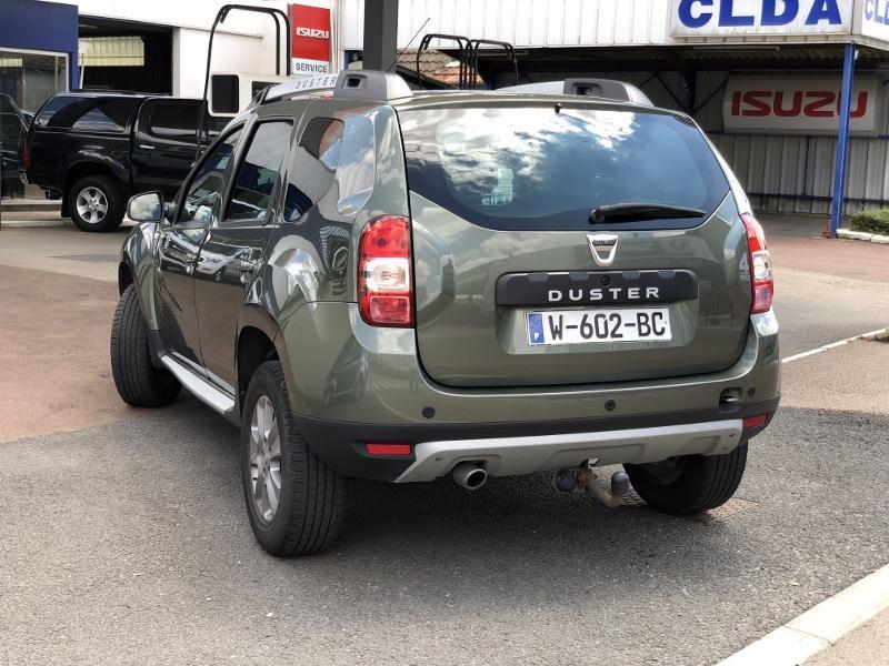 CLDA automobiles Dacia  1,5 DCI 110 4x4 Prestige