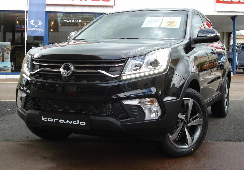 CLDA automobiles SSANYONG  2,2L eXDI 178 ch Pack Sports BV6