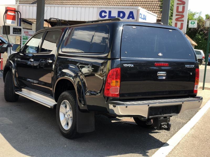 CLDA automobiles TOYOTA   Double Cabine  INVINCIBLE 3L 171 ch BVA