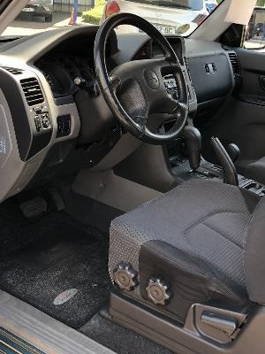 clda auto Mitsubishi  3,2 DID 3 portes BVA