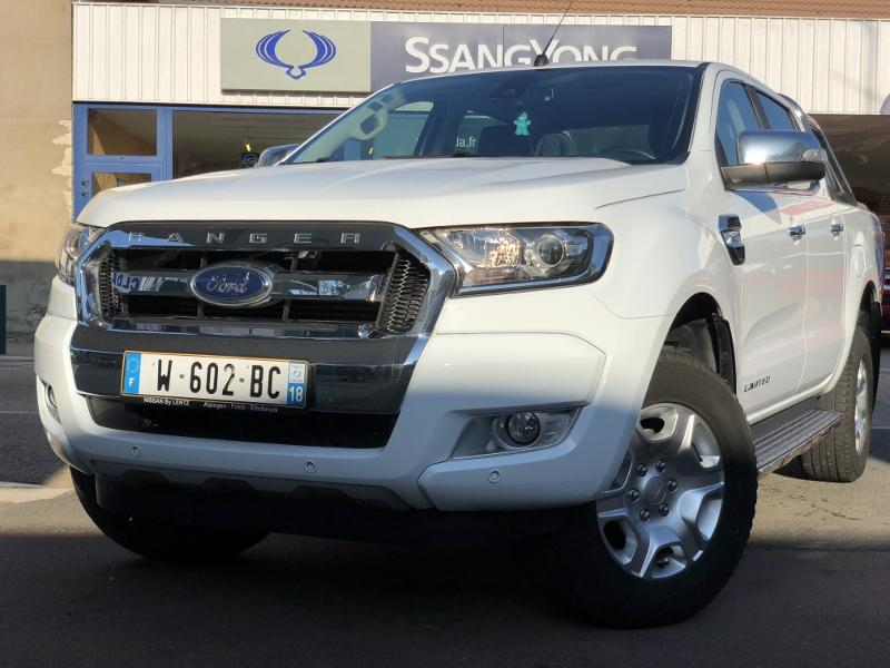 CLDA automobiles Ford  3,2 TDCI LIMITED 200ch
