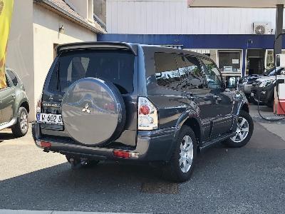 clda auto Mitsubishi  3,2 DID 5 portes 160ch, DAKAR, 7 places