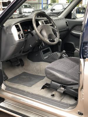 clda auto MITSUBISHI  2,5L TDI, Double Cabine, BVA