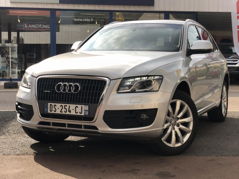 CLDA automobiles Audi  2,0L TDI 170 ch Ambition Luxe Quattro