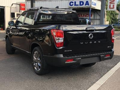 clda auto Ssangyong  2,2 eXDI LUXE 4WD BVA