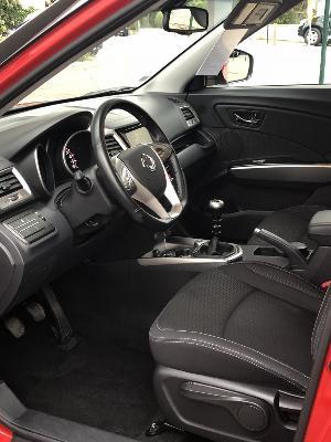 clda auto Ssangyong  160 e-XDI, 2WD Sports