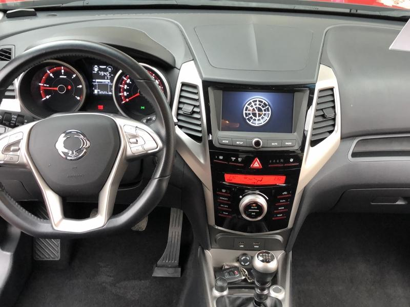 CLDA automobiles Ssangyong  160 e-XDI, 2WD Sports