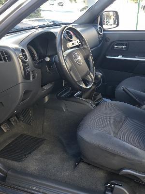 clda auto ISUZU  Double Cabine LS 2,5L TDI