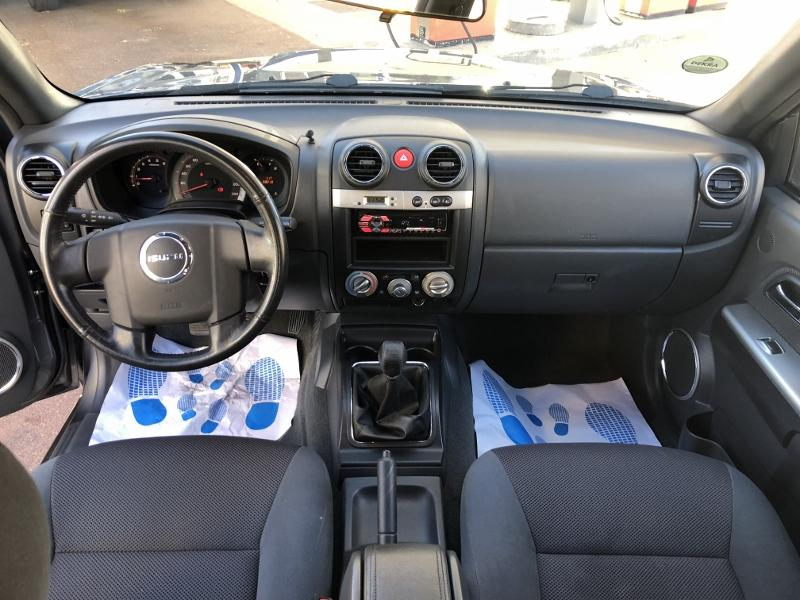 CLDA automobiles ISUZU  Double Cabine LS 2,5L TDI