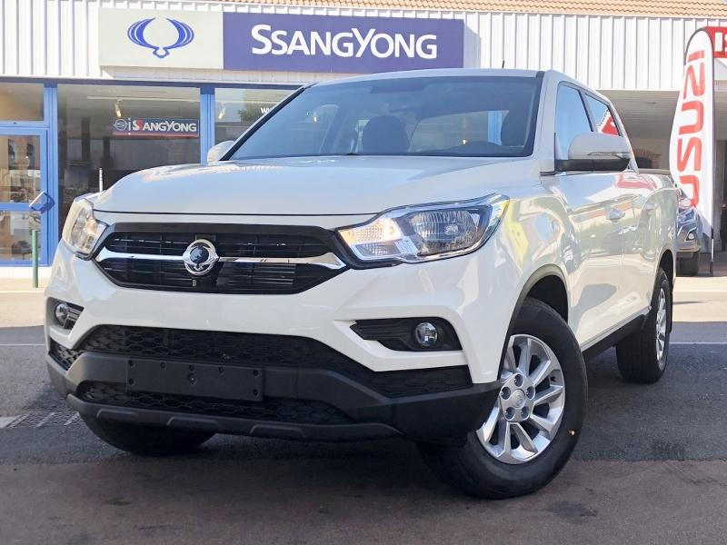CLDA automobiles Ssangyong  2,2L eXDI 181 SPORTS 4WD