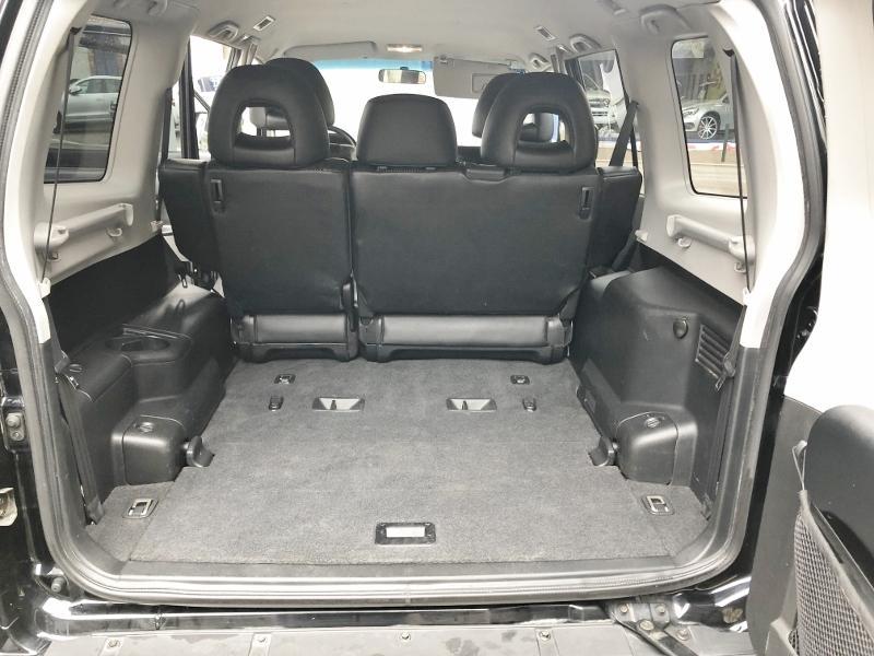 CLDA automobiles MITSUBISHI  3,2 DID 5 portes DAKAR 7 places