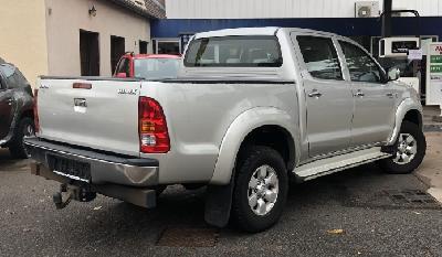 clda auto Toyota  Double Cabine D4D