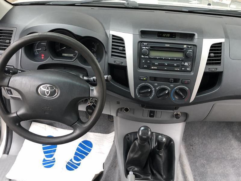 CLDA automobiles Toyota  Double Cabine D4D