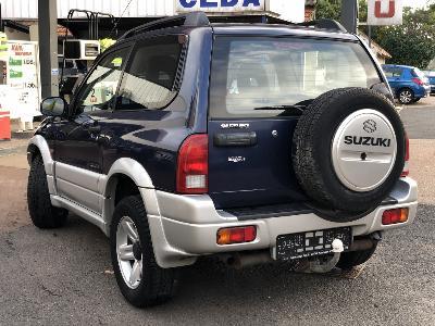 clda auto Suzuki  2,0L HDI 3 portes