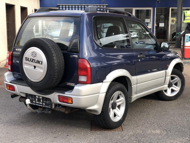 CLDA automobiles Suzuki  2,0L HDI 3 portes